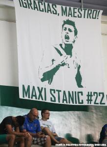 Maxi é ídolo do Palmeiras, mas não para Régis que o dispensou (Foto: Fernando Fernandes/Basquete Palestrino)