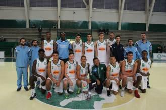 Equipe sub 19 (Foto: Vivendo Esportes Produções