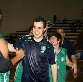 Filet foi treinador do Palmeiras até 2013