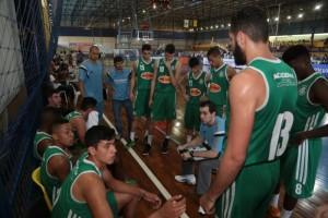 Depois de 2 vitórias, o Palmeiras conheceu sua primeira derrota (Foto: Raphael Oliveira/LNB)