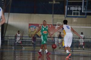 Yago foi novamente destaque do Palestra (Foto: Raphael Oliveira/LNB)