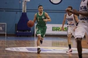 Murilo, jogador e seleção brasileira, mostrou sua qualidade, mais uma vez (Foto: João Neto/LNB)