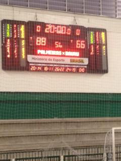 Mais uma vitória do sub 16 (Foto: Debora Rizzardi)