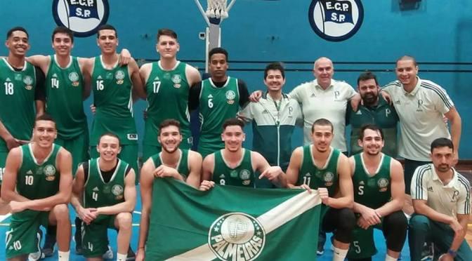 Guerreiros: Sub 19 do Palmeiras elimina o Pinheiros e está na Final do Estadual